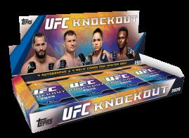 2020 Topps UFC Knockout UK