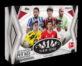 2020/21 Topps® Bundesliga Tier One - DE