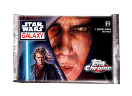 2021 Topps® Star Wars Chrome Galaxy