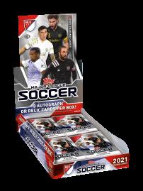 Topps® Major League Soccer 2021 - Hobby Box