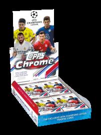Topps UEFA Champions League Chrome 2020-21 - ES