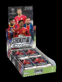 2021 Topps® UEFA Champion's League Stadium Club Chrome - ESP