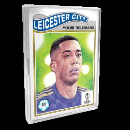 Topps UK -UCL Living Set 3-Card Bundle - Cards #376-378