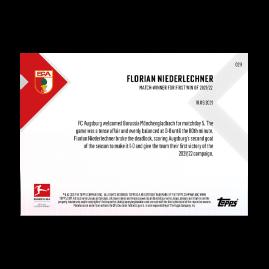 Match-winner for first win of 2021/22  - Bundesliga TOPPS NOW® UK Card #29