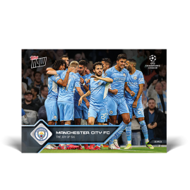 The joy of six - UCL TOPPS NOW® UK Card #24