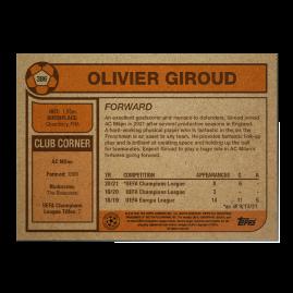 Topps ES- UCL Living Set Card #386 - Olivier Giroud