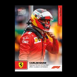 3-Karten Bundle - F1 TOPPS NOW® DE - Karten #61-63