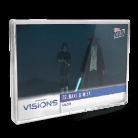 2021 Star Wars Visions TOPPS NOW® - DE - 5-Card Pack - Akakiri
