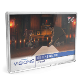2021 Star Wars Visions TOPPS NOW® -DE -  5-Card Pack - Lop & Ocho