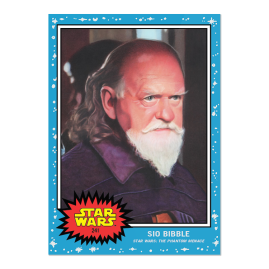 Topps FR - SW Living Set - Paquet de 2 Cartes - Cartes #241-242