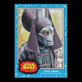 Topps FR - SW Living Set - Paquet de 2 Cartes - Cartes #251-252