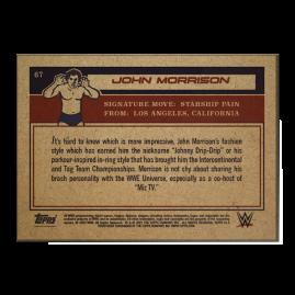Topps ES WWE Living Set® Carta #67 - John Morrison