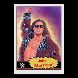 Topps UK WWE Living Set® Card #67 - John Morrison