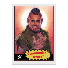 Topps DE WWE Living Set® 2-Karten Bündel - Karten #75-76