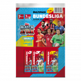 Bundesliga Match Attax 21/22 - Multipack