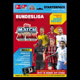 Bundesliga Match Attax 21/22 - Starterpack