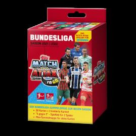 Bundesliga Match Attax 2021/2022 - To-Go Box