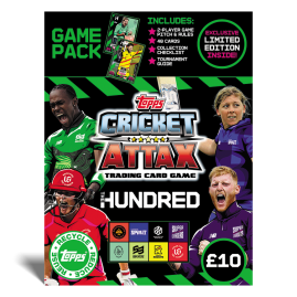 The Hundred - Cricket Attax 2021 - Game Pack