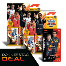 Turbo Attax 2021 - Multipack Donnestag-Deal!
