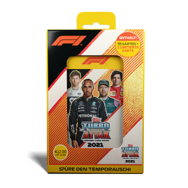F1 Turbo Attax 2021 - Mega-Sammeldose