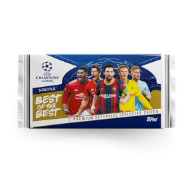UCL Best of the Best 2021 - Caja