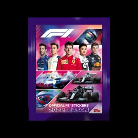 F1 Stickers 2021 - Päckchen