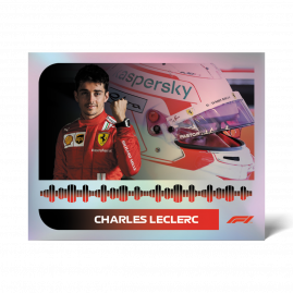 F1 Stickers 2021 - Packet