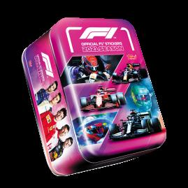 F1 Stickers 2021 - Tin