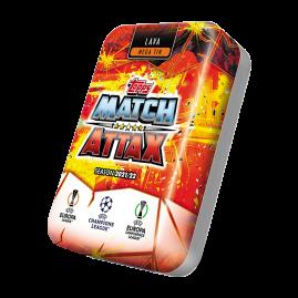 Topps Match Attax 21/22 - Lava Mega-Sammeldose