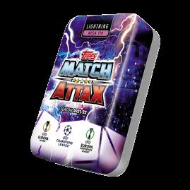 Topps Match Attax 21/22 - Blitz Mega-Sammeldose