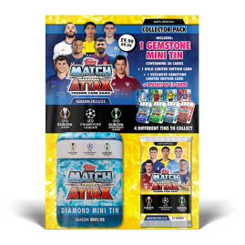 Match Attax Football trading cards trading card binders