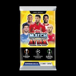 Match Attax 21/22 - Sobre