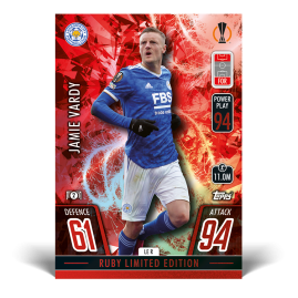 Match Attax 21/22 - 'Ruby' Collector Pack