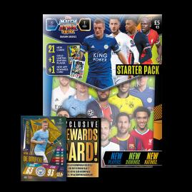 Match Attax Extra 2021 - Pack de Inicio