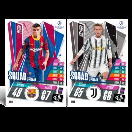 UEFA Champions League 2020/21 Extra Regular Cards
