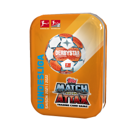 Bundesliga Match Attax 2021/2022 - Mini-Sammeldose