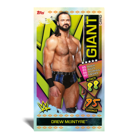 WWE Slam Attax 2021 - Collector Pack (Blau & Pink Dose)