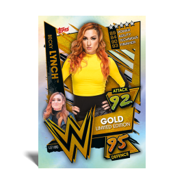 WWE Slam Attax 2021 - Women's Money in the Bank Sammeldose