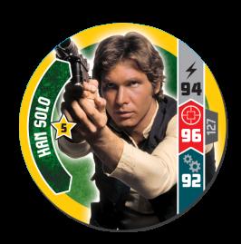 Star Wars Flipz - Game Dice
