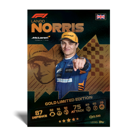 F1 Turbo Attax 2021 - Collector Tin 3 - Ricciardo, Alonso, Giovinazzi