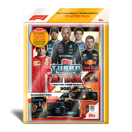 F1 Turbo Attax 2021 - Starter Pack