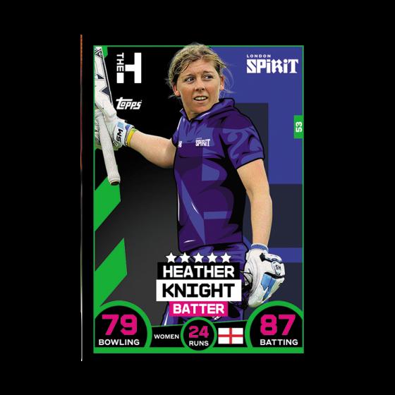 The Hundred - Cricket Attax 2021 - Dynamos Pocket Binder