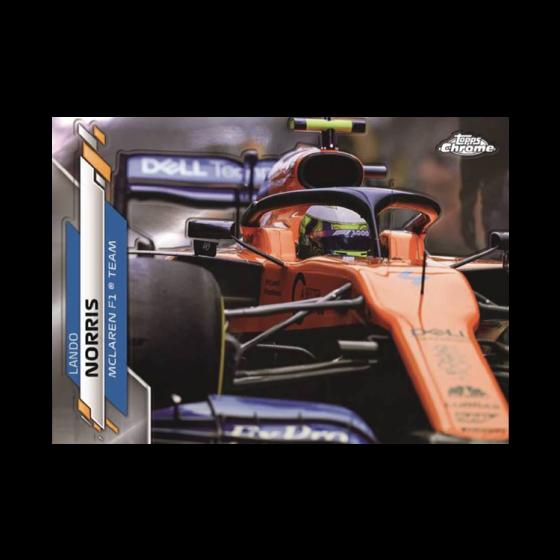 Formula1 Chrome 2020 - DE