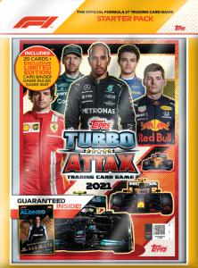 トップス ターボアッタク シーズン2021-2022 スターターパック フォーミュラワン F1カード F1 Turbo Attax season 2021-2022 Starter