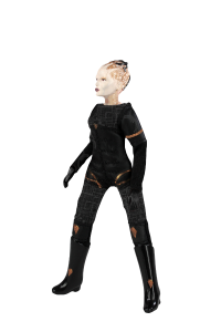 2021 Topps x Mego - Borg Queen - 8in Action Figure Pre-Order - Pre-Order