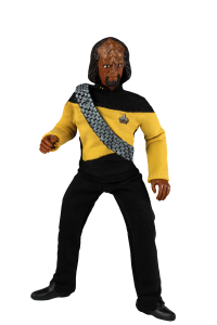 2021 Topps x Mego - 2021 Topps x Mego - Lt. Worf - 8in Action Figure Pre-Order