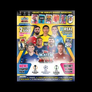 Match Attax season 2021-2022 Starter Pack マッチアタック シーズン2021-2022 スターターパック